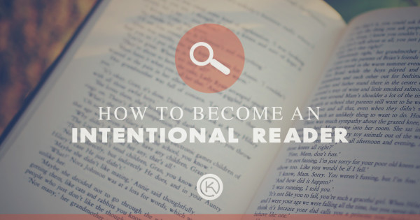 Intentional Reader - Kidmin