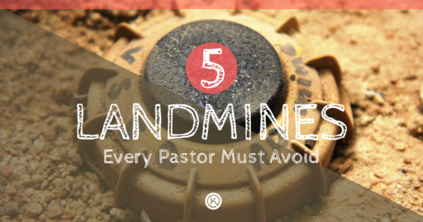 Mistakes Pastors make